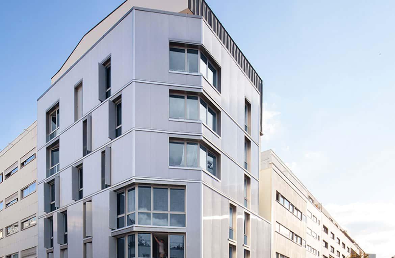 Hautpoul Street Housing