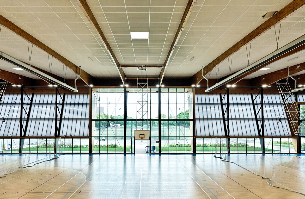 Marius Regnier Sports Hall