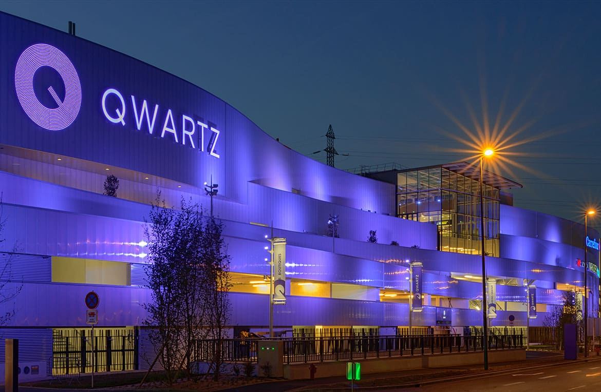 Qwartz Shopping Centre