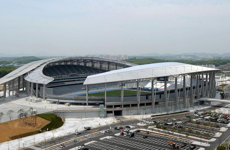 Soongeui Arena Park Stadium