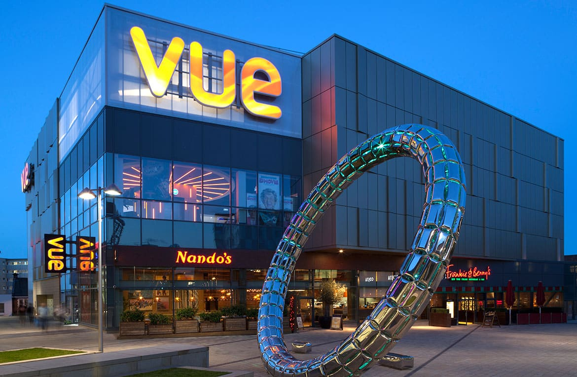 VUE Cinema in Gateshead