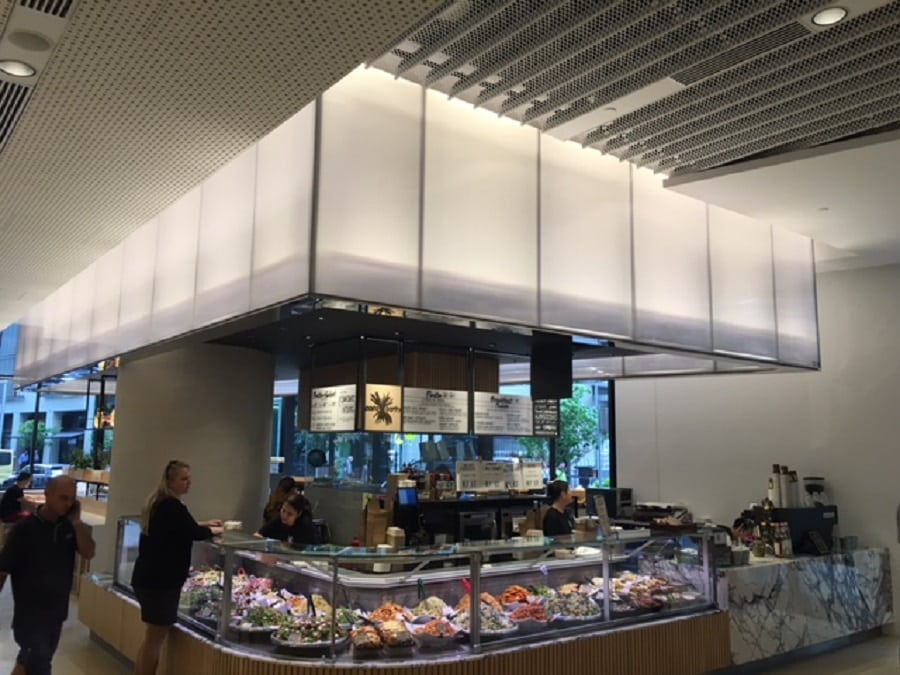 Barangaroo Cafeteria