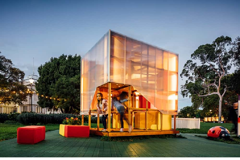 Cubby House Challenge