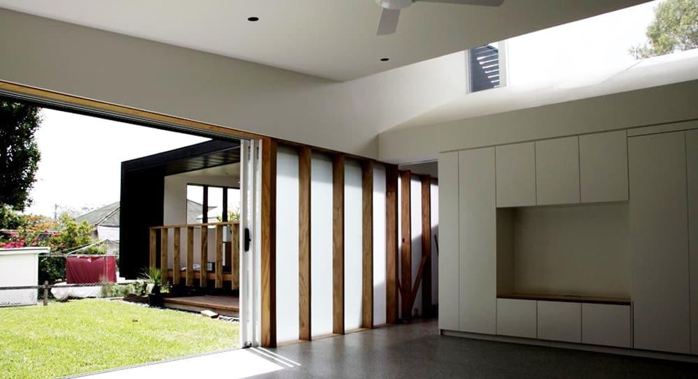 Danpalon Translucent Wall Panels by Gate Pays Architects