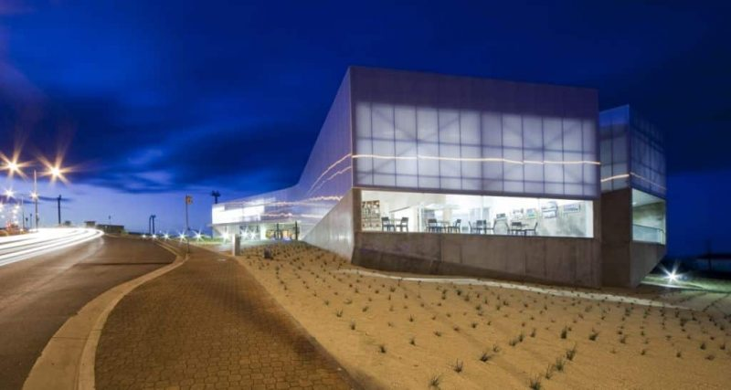 Light Architecture and Wellbeing, Makers' Workshop Burnie Tasmania