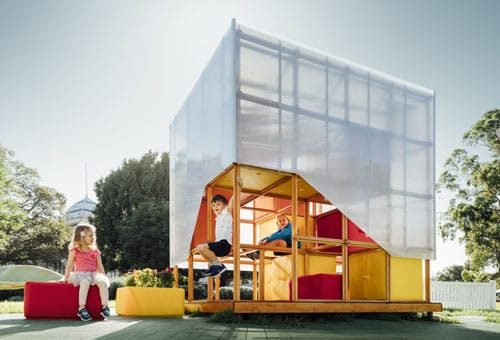 Polycarbonate Architecture by Grimshaw Architects