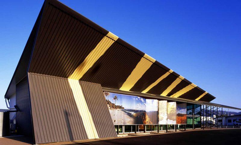 External Vertical Louvres Townsville, North Queensland