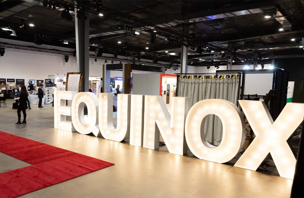 AIS Equinox Evolution Expo in Australia