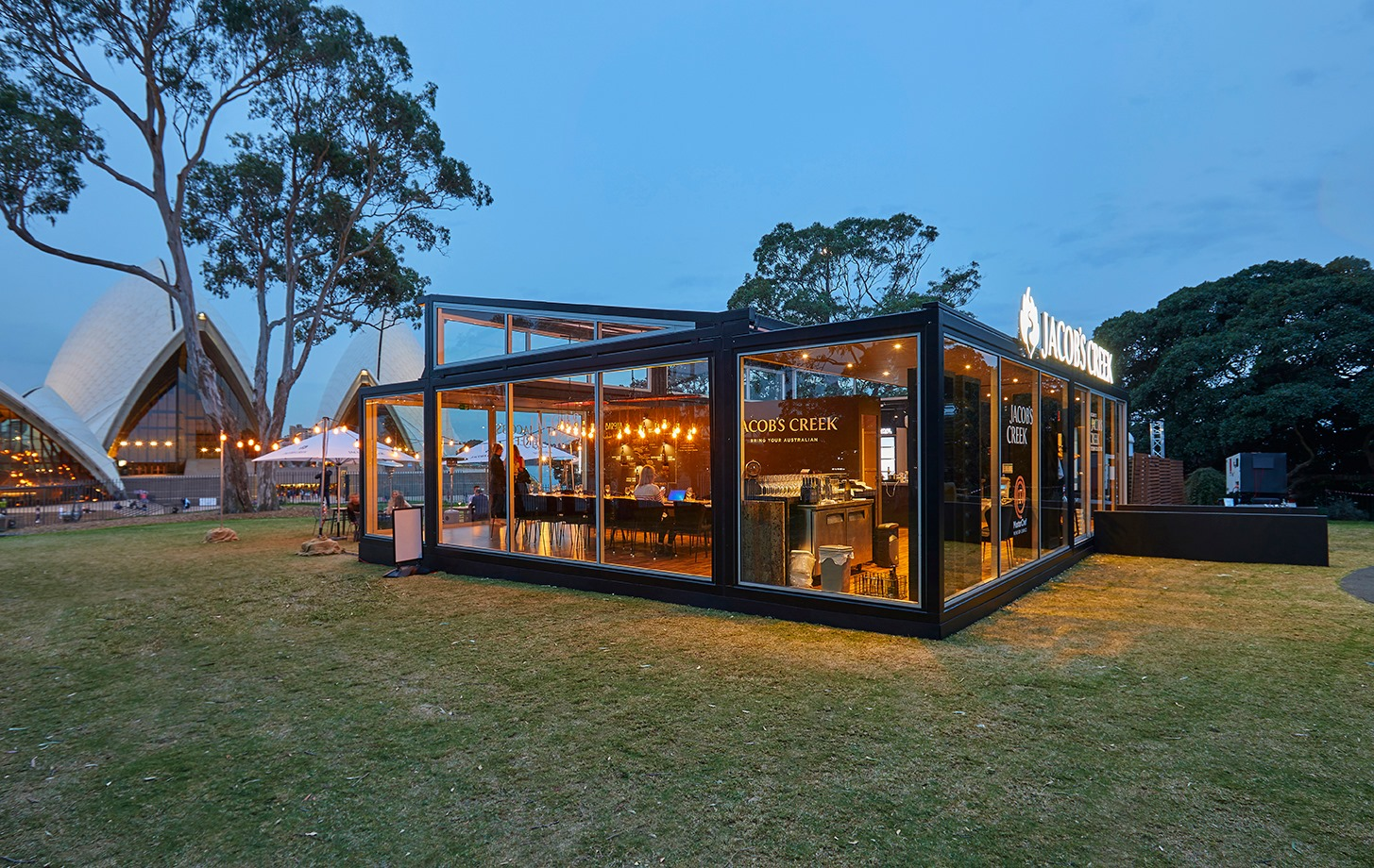 Jacob's Creek is 'Everbright' in Bennelong - Modular Architecture