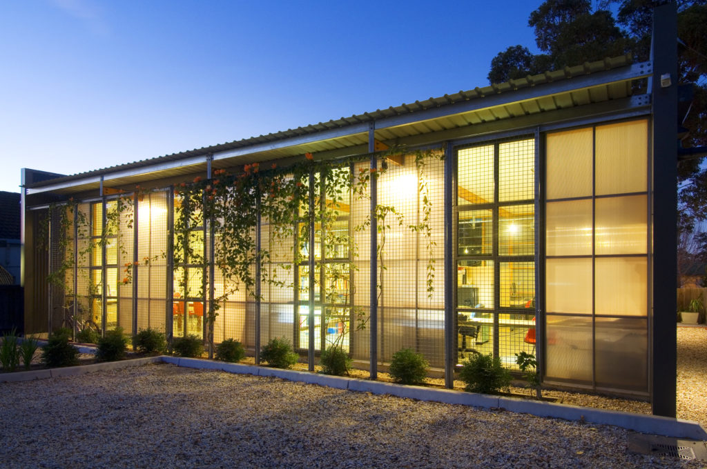 Zero Emission Office Energy Saving Building, Coffs Harbour