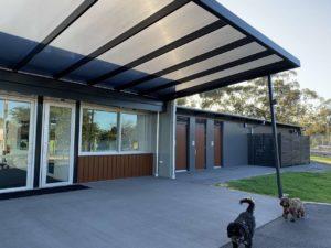 Hewett Oval Community Centre 3c